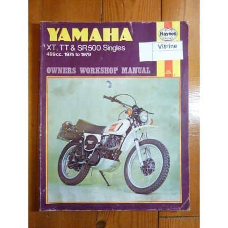 500 75-79 Revue Technique Haynes Yamaha