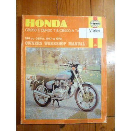 CB Revue Technique Haynes Honda