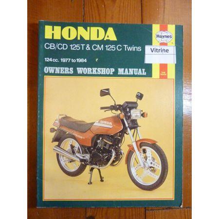 CB125 77-84 Revue Technique Haynes Honda