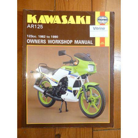 AR125 Revue Technique Haynes Kawasaki