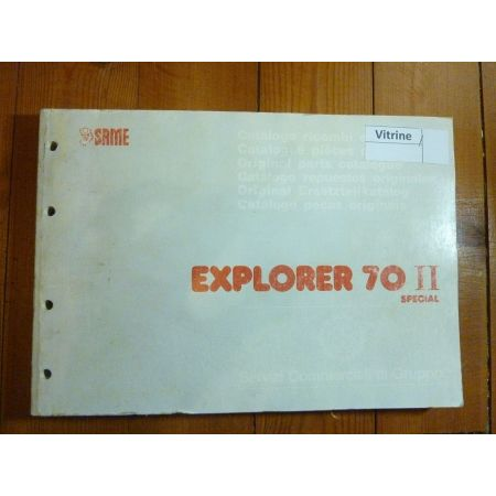 Explorer70 Catalogue Pieces Same