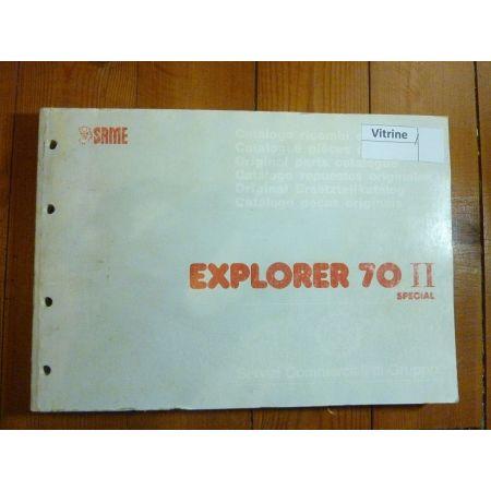 Explorer70 Catalogue Pieces Same