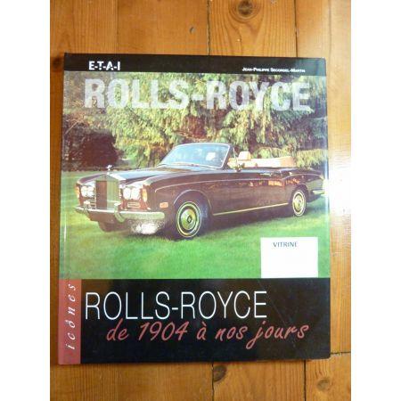 ROLLS-ROYCE dep 1904