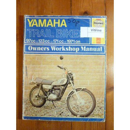 Trails Revue Technique Haynes Yamaha