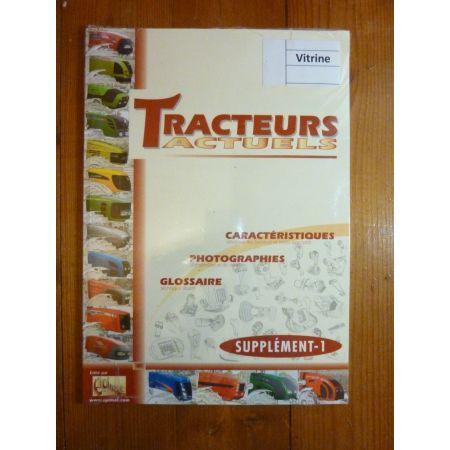Suppl. 2007 Tracteurs Actuels 2005