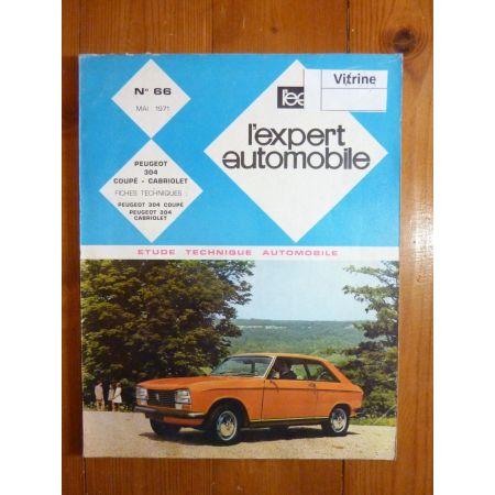 304 Coupé Cab Revue Technique Peugeot