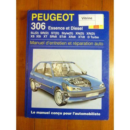 306 Revue Technique Haynes Peugeot