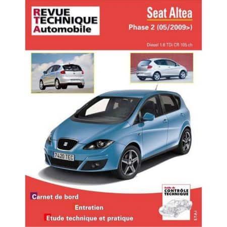 Altea II 09- Revue Technique Seat