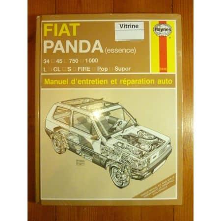 Panda Ess Revue Technique Haynes Fiat
