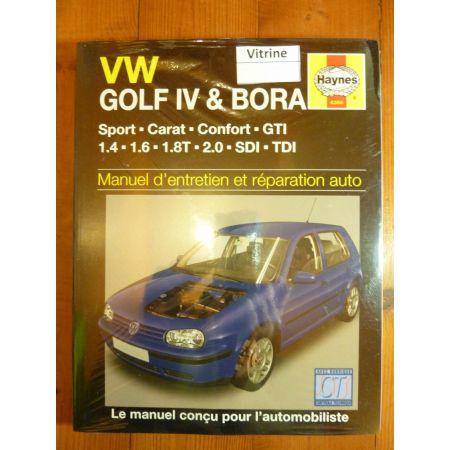 Golf IV Bora Revue Technique Haynes Volkswagen
