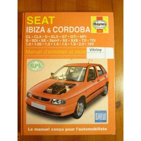 IBIZA CORDOBA Revue Technique Haynes Seat