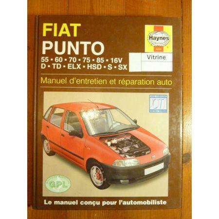 Punto Revue Technique Haynes Fiat