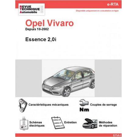 vivaro Ess 02- Revue e-RTA Numerique Opel