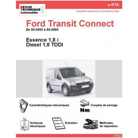 Transit Connect 02-09Revue e-RTA Numerique Ford