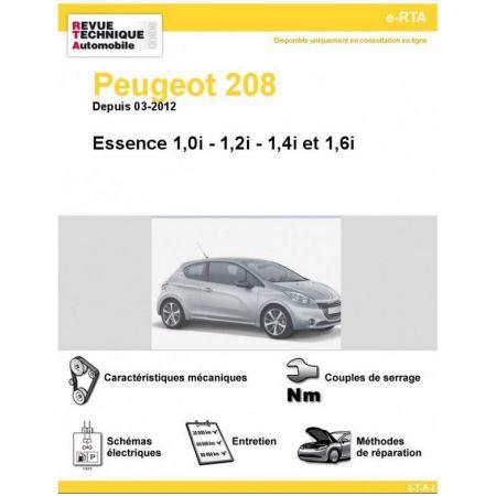 208 Ess 12- Revue e-RTA Numerique Peugeot