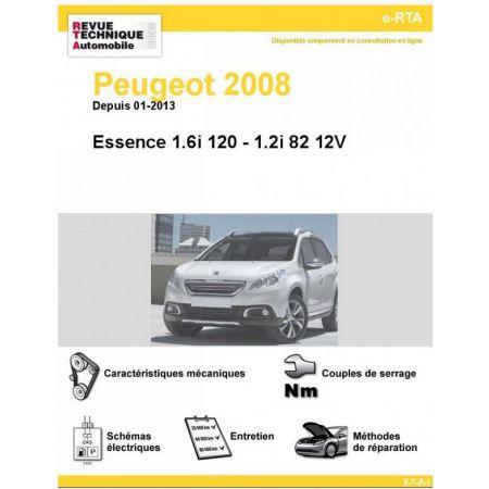 2008 Ess 13- Revue e-RTA Numerique Peugeot