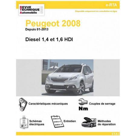 2008 D13- Revue e-RTA Numerique Peugeot