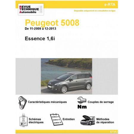 5008 Ess 09-13 Revue e-RTA Numerique Peugeot