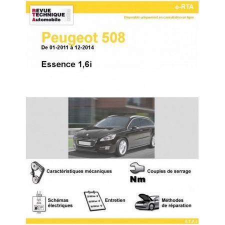 508 Ess 11-14 Revue e-RTA Numerique Peugeot