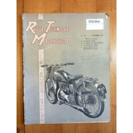D45 Revue Technique moto Motobecane