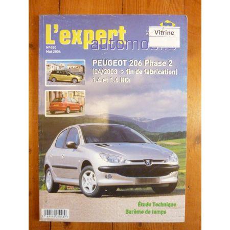 206 HDi 03- Revue Technique Peugeot