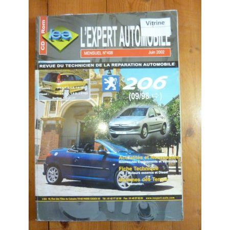 206 98- Revue Technique Peugeot