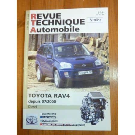RAV4 00- Revue Technique Toyota