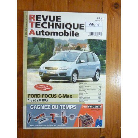 C-Max TDCi Revue Technique Ford