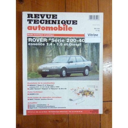 200 400 Revue Technique Rover