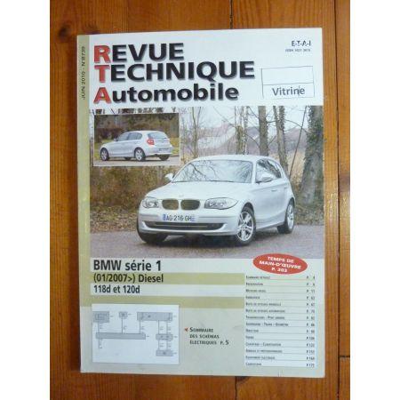Série 1 Die 07- Revue Technique Bmw
