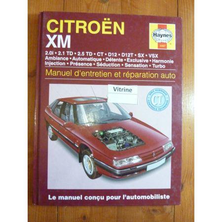 XM Revue Technique Haynes Citroen