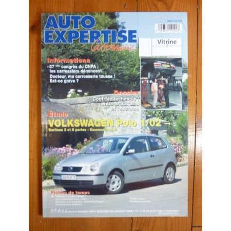 Polo 02- Revue Auto Expertise Volkswagen
