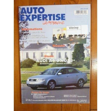 A4 01- Revue Auto Expertise Vw Audi