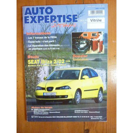 Ibiza 02- Revue Auto Expertise Seat