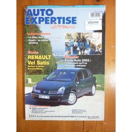 Velsatis Revue Auto Expertise Renault