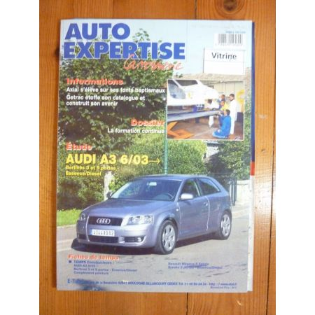 A3 03- Revue Auto Expertise Vw