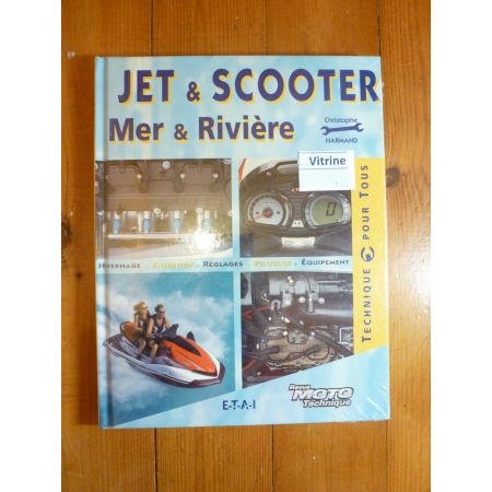 Jet et Scooter Livre