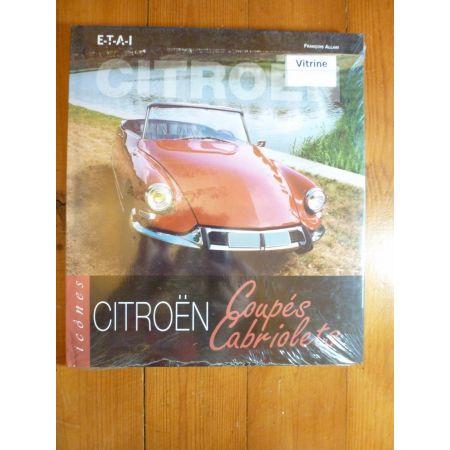 Coupés Cabriolets CITROEN Livre