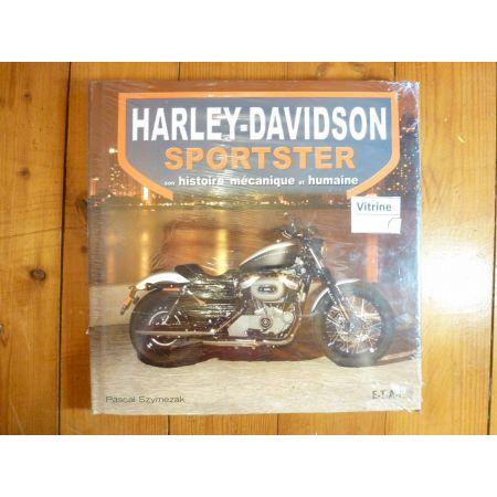 Harley Sportster Livre