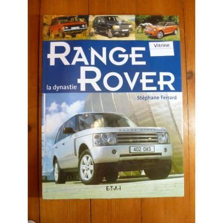 RANGE ROVER 1952-2002 Livre