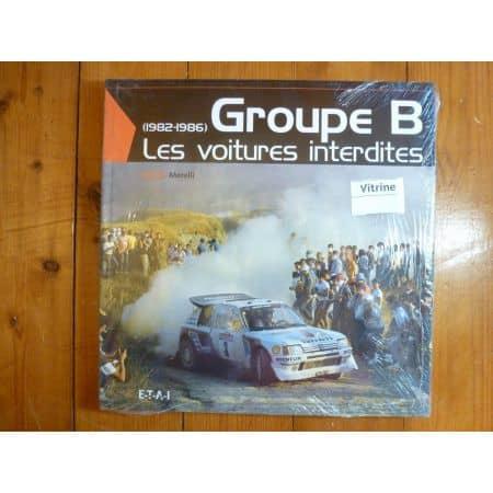Groupe B 82-86 Livre