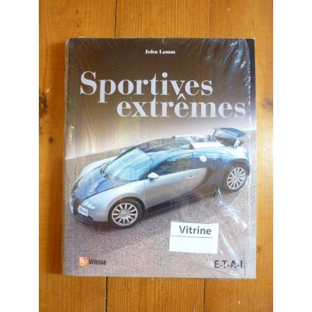 Sportives Extremes Livre