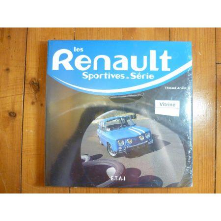 Renault : Sportives de série Livre