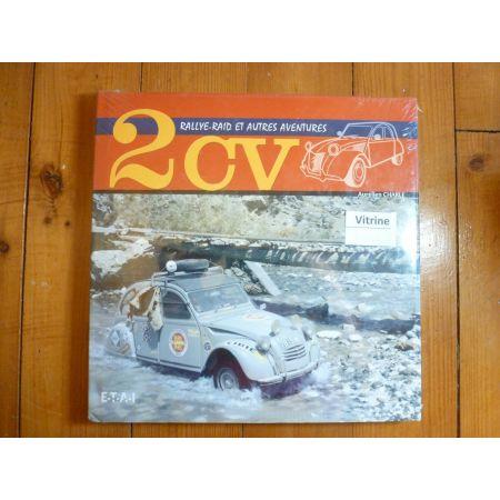 CITROEN 2CV - Rallye-Raid