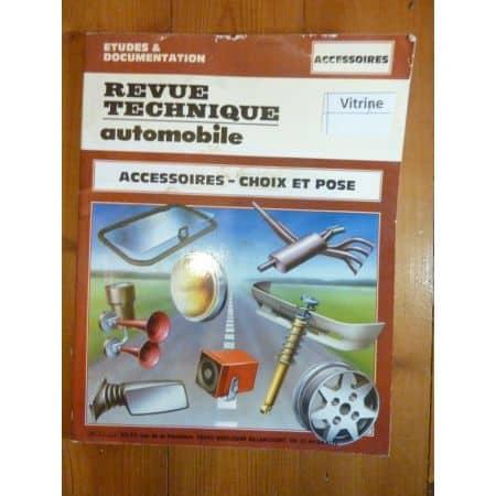 Accessoires : Choix et Pose