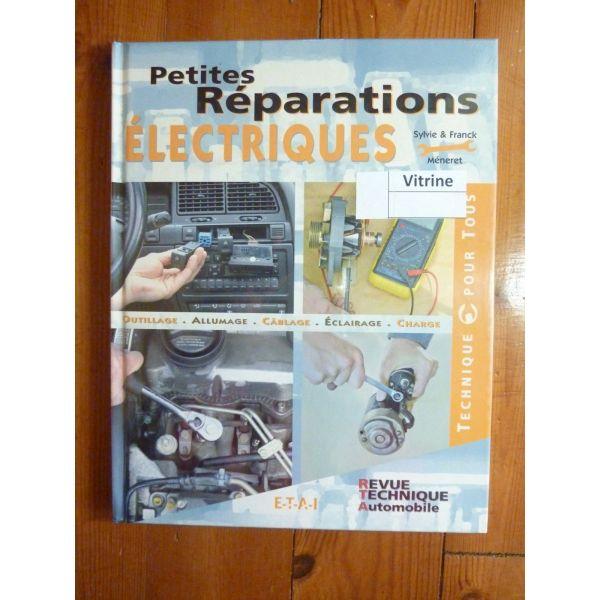 Electricité : Petites réparations