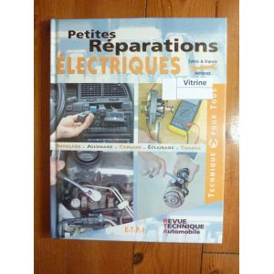 Electriques : Petites reparations