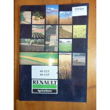 80.12 - 80.14 - Manuel Utilisateur Renault