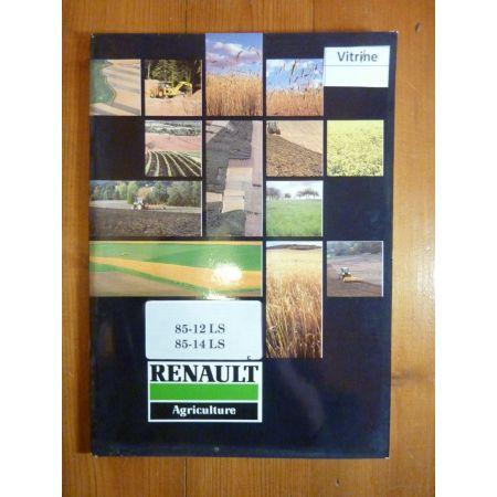 85.12 - 85.14 LS - Manuel Utilisateur Renault