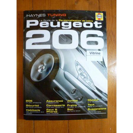 206 Tuning Revue Technique Haynes Peugeot